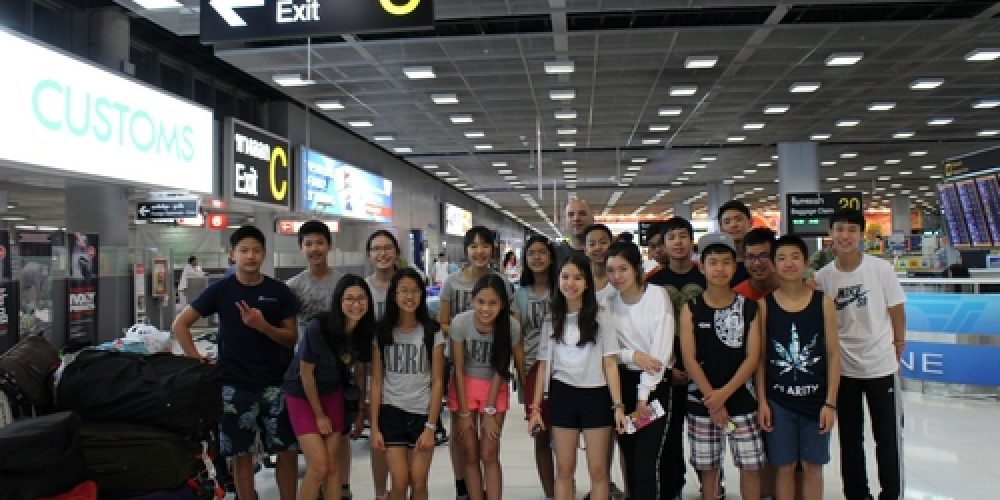 Travel Back To Bangkok