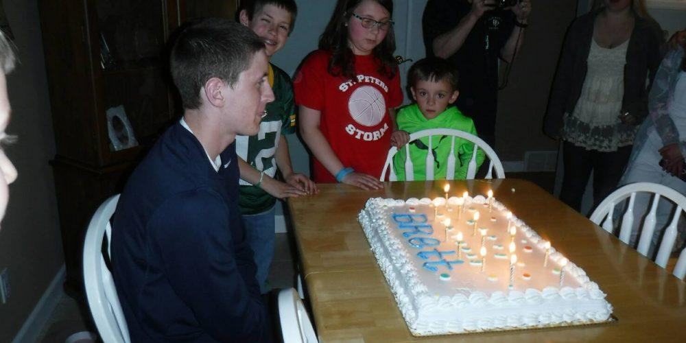 30/4/16 Casey cousin birthday