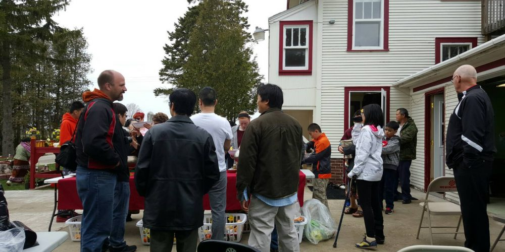 25 april 2016,songkran in wisconcil